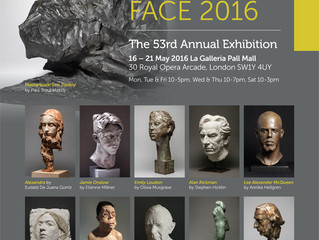 Face 2016 at La Galleria Pall Mall