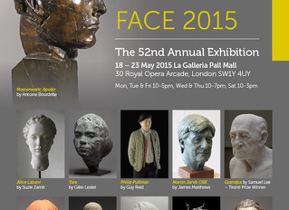 The Society Of Portrait Sculptors FACE 2015 Show
