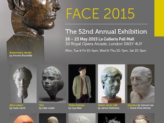 The Society Of Portrait Sculptors FACE 2015 Show