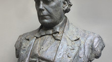Bust of Charles Bradlaugh MP unveiled in Portcullis House