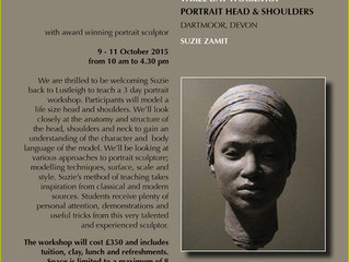 Three Day Workshop - Portrait Head & Shoulders