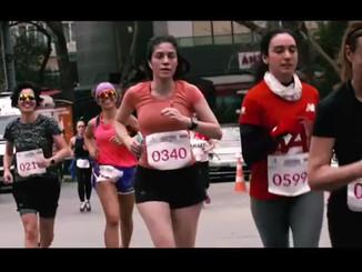 İstanbulu Koşuyorum Kadınlar Koşusu