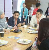 Networking Lunch 4