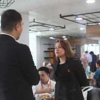 Networking Lunch 1
