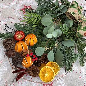 Festive and Fruity wreath kit.jpg