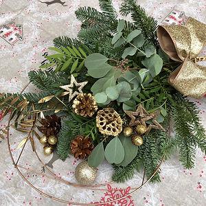 Super Sparkly wreath kit.jpg