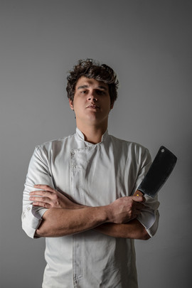 Chef Rafael Perdigão