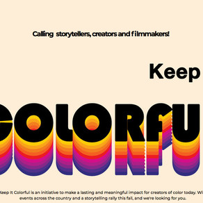 Opportunity for Creators of Color! Get Funded!