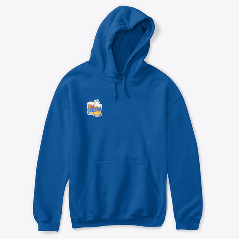 #OverChug Pullover Hoodie
