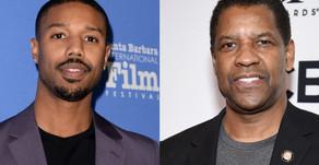 Denzel Washington & Michael B. Jordan Team Up in New Film