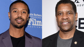 Denzel Washington & Michael B. Jordan Team Up in New Film
