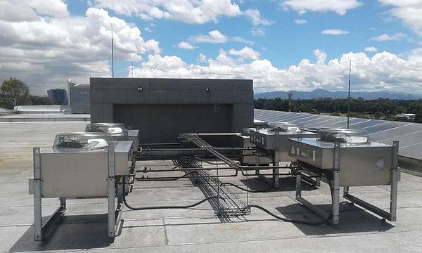 condensadoras por aire remotas