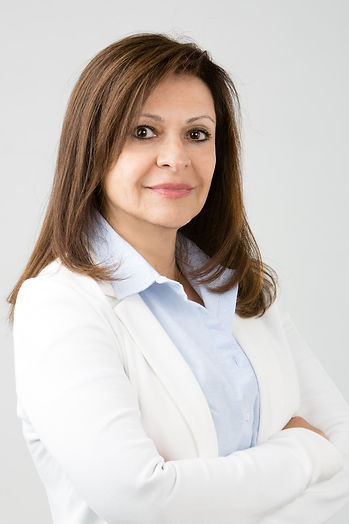 Mehrnaz Hadji, founder of the M Corner