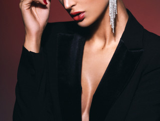 Editorial shooting New Face Fashion Magazine