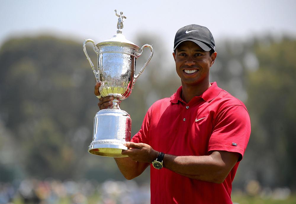 Tiger Woods Win again