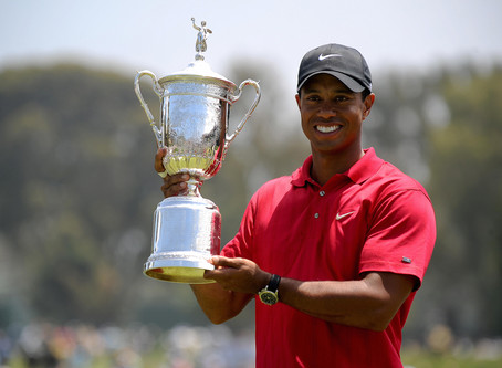Why Tiger Woods WILL win again!