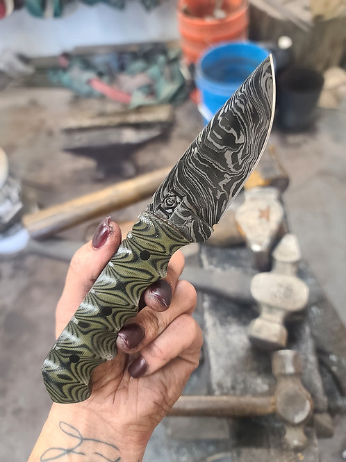 Damascus wiley coyote