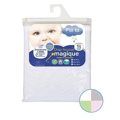 Magical Fitted sheet 2in1(exclusive)