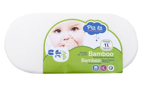 Bamboo carry-cot mattress