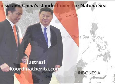 Pada Kebuntuan Natuna dengan Cina, Jokowi: Bersumpah 'Tidak Berkompromi'
