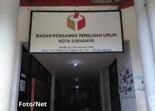 Hadapi Pilwali Surabaya 2020, Bawaslu Surabaya Ajukan Anggaran Rp 28,18 M
