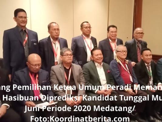 Jelang Pemilihan Ketua Umum Peradi Memanas, Otto Hasibuan Diprediksi Kandidat Tunggal