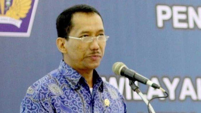 mantan Direktur Pemeriksaan Direktorat Jenderal Pajak Kementerian Keuangan, Angin Prayitno Aji. ( Foto: Ist )