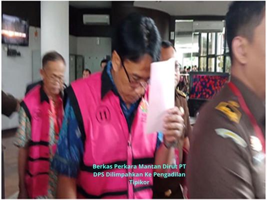 Segera Di Sidangkan; Riry Syeried Jetta  Dalam Kasus Korupsi Rp.100 M