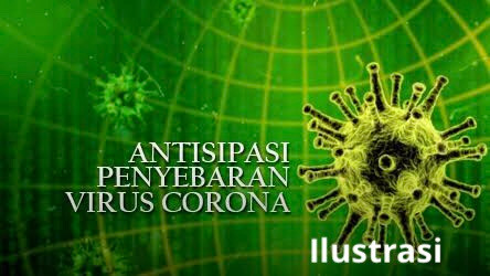 Virus Corona Berpotensi Serang Indonesia Melalui 3 Bandara