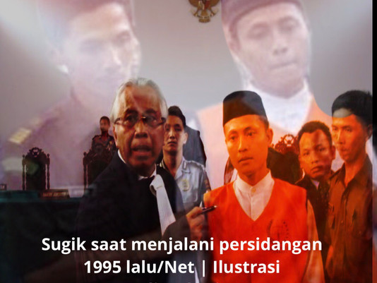 Terpidana Pembunuhan Berantai Tahun 1995, KejatiJatim Kesulitan Eksekusi Mati