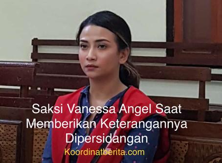 Vanessa Angel Dan Rian Subroto Dihadirkan JPUSebagai Saksi 2Mucikari,Kasus Prostitusi Artis