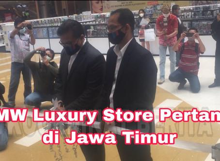 BMW Luxury Store Pertama di Jawa Timur