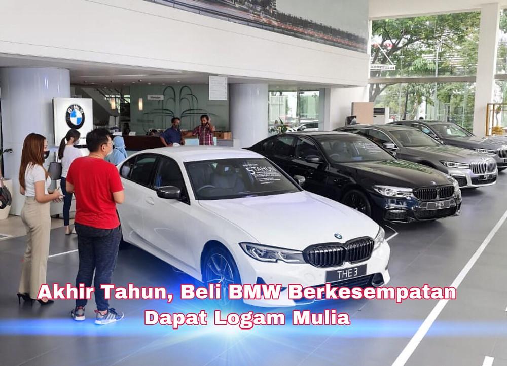BMW Astra akan terus menghadirkan acara dengan penawaran khusus secara berkala untuk memanjakan para pelanggan BMW Astra Surabaya. Setelah pada bulan sebelumnya kami memberikan hadiah undian berupa sepeda Brompton, iPhone 11 Pro dan Playstation 5,