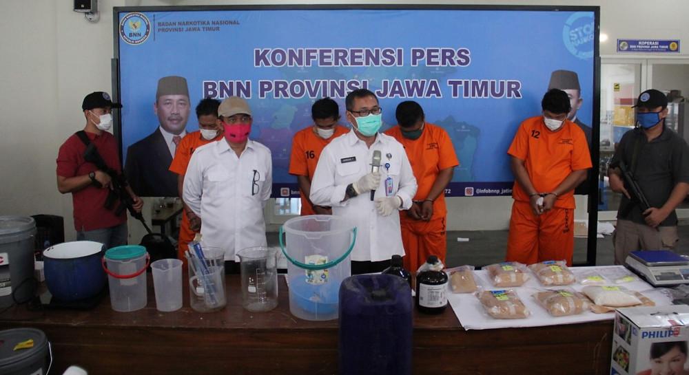 Baca juga: Baladhika Karya Jawa Timur Berbagi 500 Paket Takjil dan 6 Kwintal Beras ke Yayasan Sosial