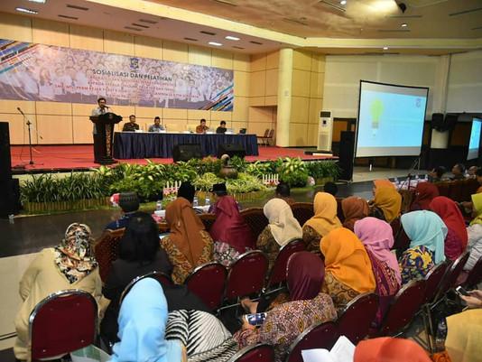 Disdik Surabaya Sosialisasi Dan Pelatihan Aplikasi UNBK