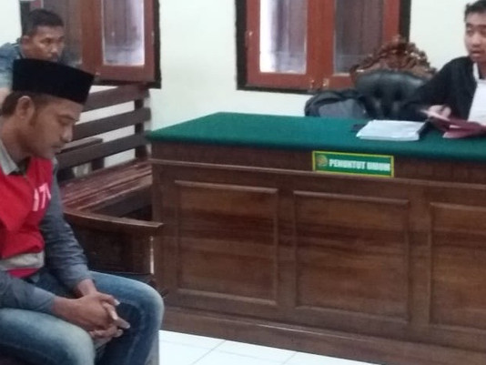 Hakim Patahkan Pengakuan Terdakwa 'Hanya Bacok Sekali'