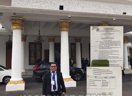 Kepala Desa Banjarbendo Tetapkan SK Terhadap RW 16 Diduga Maladministrasi