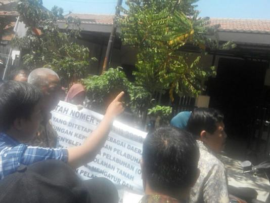 Warga Perak Anggap Pelindo III Langgar UU No; 17 tahun 2008