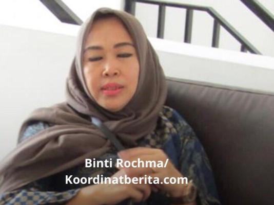 Legislator Golkar Binti Rochma Diperiksa Kejari Perak Siang ini.