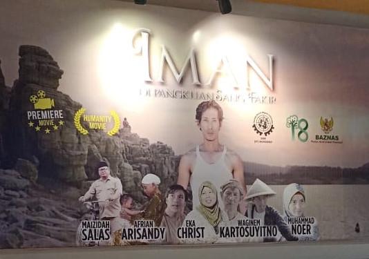 Kampanyekan Kepedulian, BAZNAS Rilis Film Layar Lebar