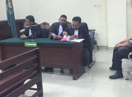 """Tanggapan Jaksa Akan Eksespi Agus Setiawan Jong """"Mengada-ada"""""""