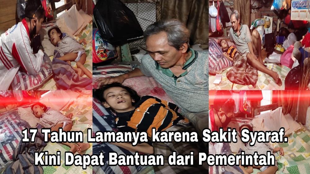 Baca juga: Kisah Kakek Nanang Soedarto Rawat Cucunya Diva Nabila yang Terbaring di Ranjang 17 Tahun Lamanya