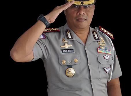 Dirlantas Polda Jateng Cek Penerapan Protokol Kesehatan Covid-19