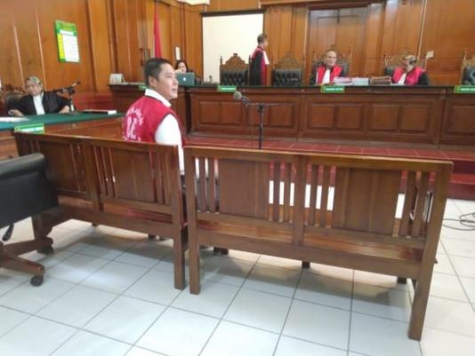Dakwaan JPU Kepada Terdakwa Wong Daniel Wiranata 'Lemah'