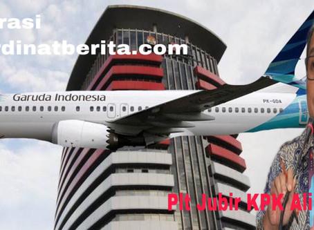 Suap Pengadaan Mesin Pesawat PT. Garuda Indonesia, KPK Dapat Dukungan Baru