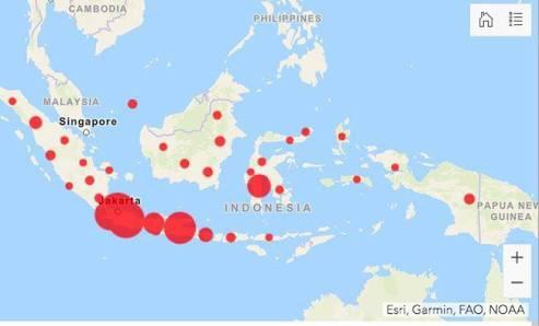 Baca juga: Jawa Timur Sodok Jakarta, Pimpin Indonesia Dalam Kasus COVID-19 yang Terkonfirmasi
