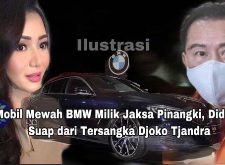 Mobil Mewah BMW Milik Jaksa Pinangki, Diduga Suap dari Tersangka Djoko Tjandra