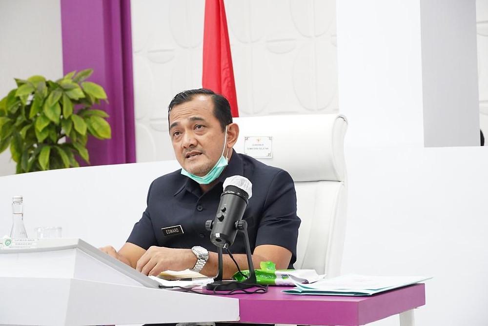 Baca juga: Gubernur Sumsel Sholat Jumat di Masjid Raya Taqwa Palembang