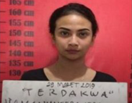 Vanessa Angel Buka 'Topeng' Saat Diperiksa Jaksa