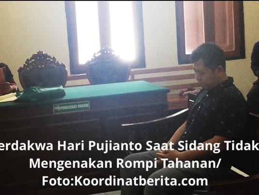 Jaksa Tuntutan 6 Bulan Penjara, Terdakwa Ajukan Pledoi